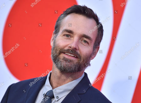 Stock Image of Will Forte