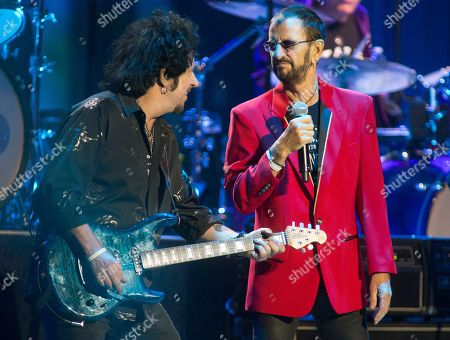 Editorial image of Ringo Starr and His All Starr Band In Concert - , Philadelphia, USA - 14 Aug 2019