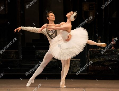 Editorial photo of 'Swan Lake' Performed by the Bolshoi Ballet at the Royal Opera House, London, UK - 02 Aug 2019