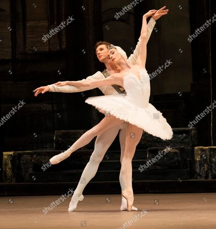 Editorial picture of 'Swan Lake' Performed by the Bolshoi Ballet at the Royal Opera House, London, UK - 02 Aug 2019