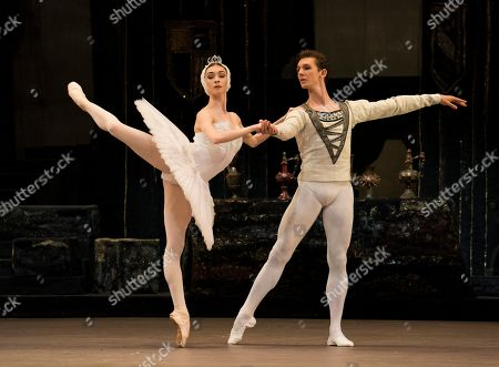 Editorial image of 'Swan Lake' Performed by the Bolshoi Ballet at the Royal Opera House, London, UK - 02 Aug 2019