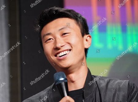 Bing Liu, director/producer of Minding the Gap