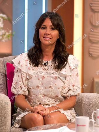 Editorial picture of 'Lorraine' TV show, London, UK - 15 Aug 2019