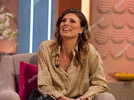 Editorial photo of 'Lorraine' TV show, London, UK - 15 Aug 2019