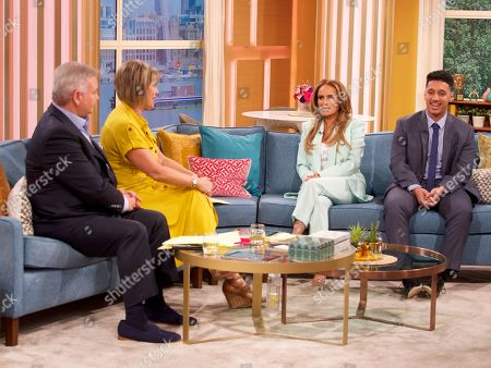 Editorial photo of 'This Morning' TV show, London, UK - 15 Aug 2019
