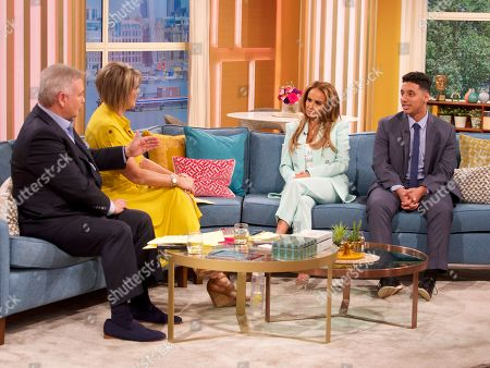 Editorial picture of 'This Morning' TV show, London, UK - 15 Aug 2019
