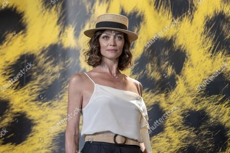 Stock Picture of Francesca Cavallin poses during a photocall for 'The Nest' (Il Nido) at the 72nd Locarno International Film Festival, in Locarno, Switzerland, 15 August 2019. The Festival del film Locarno runs from 07 to 17 August.