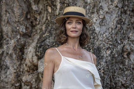 Stock Photo of Francesca Cavallin poses during a photocall for 'The Nest' (Il Nido) at the 72nd Locarno International Film Festival, in Locarno, Switzerland, 15 August 2019. The Festival del film Locarno runs from 07 to 17 August.