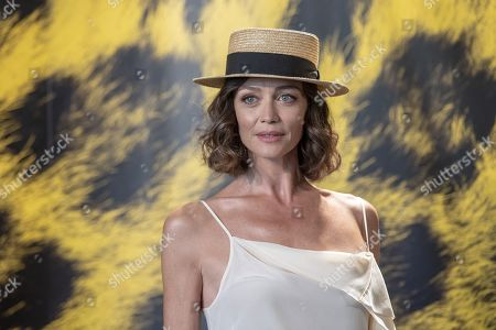 Francesca Cavallin poses during a photocall for 'The Nest' (Il Nido) at the 72nd Locarno International Film Festival, in Locarno, Switzerland, 15 August 2019. The Festival del film Locarno runs from 07 to 17 August.