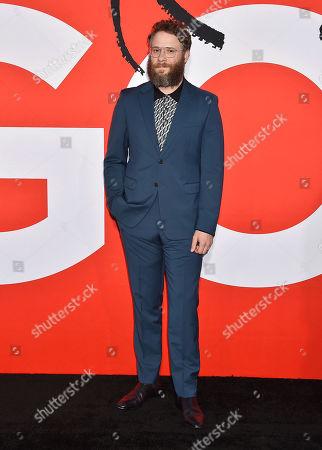Editorial photo of 'Good Boys' film premiere, Arrivals, Regency Village Theatre, Los Angeles, USA - 14 Aug 2019