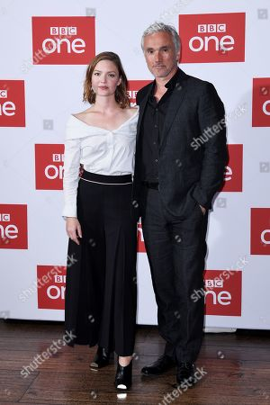 Holliday Grainger and Ben Miles
