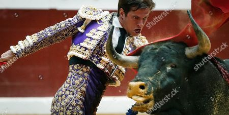 Editorial image of San Sebastian's bullfighting fair, San Sebasti? (Gipuzkoa), Spain - 15 Aug 2019