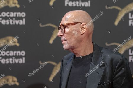 Swiss Photographer Michel Comte at the red carpet on the Piazza Grande, at the 72th Locarno International Film Festival in Locarno, Switzerland, 15 August 2019. The Festival del film Locarno runs from 07 to 17 August.