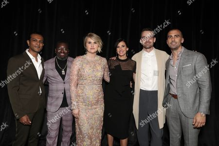Utkarsh Ambudkar, Lil Rel Howery, Jillian Bell, Michaela Watkins, Micah Stock and Paul Downs Colaizzo