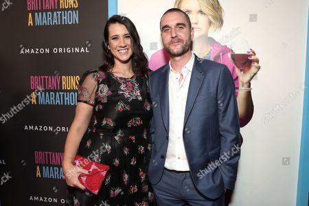 Editorial picture of 'Brittany Runs A Marathon' film premiere, Arrivals, Regal L.A. LIVE, Los Angeles, USA - 15 Aug 2019