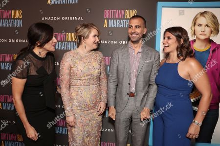 Michaela Watkins, Jillian Bell, Paul Downs Colaizzo and Brittany O'Neil