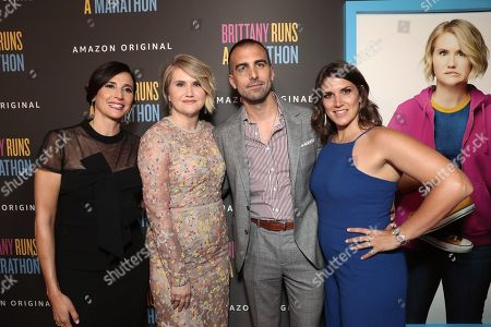 Michaela Watkins, Jillian Bell, Paul Downs Colaizzo and Brittany O'Neill