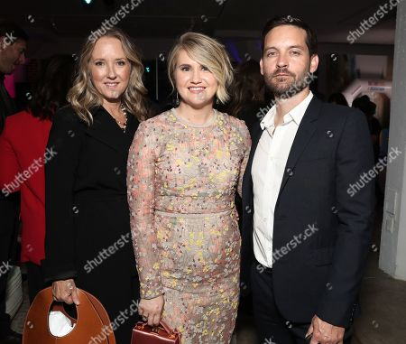 Editorial image of 'Brittany Runs A Marathon' film premiere, After Party, Regal L.A. LIVE, Los Angeles, USA - 15 Aug 2019