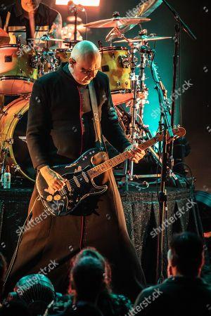 The Smashing Pumpkins - Billy Corgan