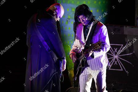 The Smashing Pumpkins - Billy Corgan and James Iha