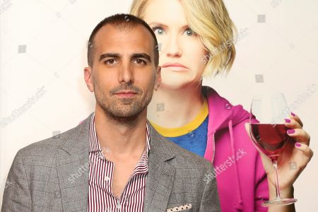 "Stock Image of Paul Downs Colaizzo attends the LA Premiere of ""Brittany Runs a Marathon"" at th Regal LA Live & 4DX, in Los Angeles"