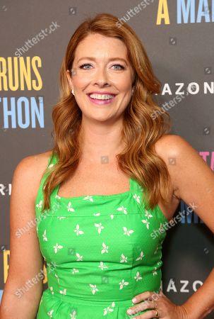 "Nadia Quinn attends the LA Premiere of ""Brittany Runs a Marathon"" at th Regal LA Live & 4DX, in Los Angeles"