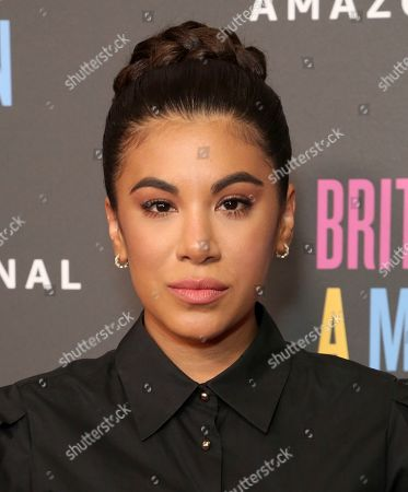 "Stock Photo of Chrissie Fit attends the LA Premiere of ""Brittany Runs a Marathon"" at th Regal LA Live & 4DX, in Los Angeles"