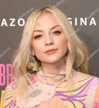 Editorial photo of 'Brittany Runs A Marathon' film premiere, Arrivals, Regal L.A. LIVE, Los Angeles, USA - 15 Aug 2019