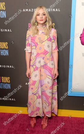 Editorial image of 'Brittany Runs A Marathon' film premiere, Arrivals, Regal L.A. LIVE, Los Angeles, USA - 15 Aug 2019