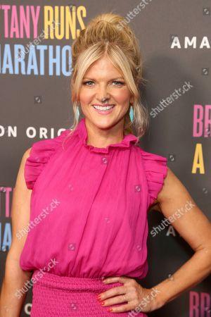 "Arden Myrin attends the LA Premiere of ""Brittany Runs a Marathon"" at th Regal LA Live & 4DX, in Los Angeles"
