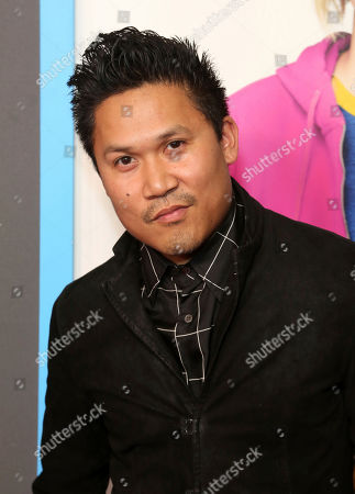 "Dante Basco attends the LA Premiere of ""Brittany Runs a Marathon"" at th Regal LA Live & 4DX, in Los Angeles"