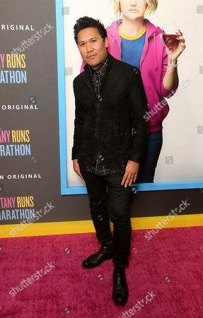 "Stock Photo of Dante Basco attends the LA Premiere of ""Brittany Runs a Marathon"" at th Regal LA Live & 4DX, in Los Angeles"