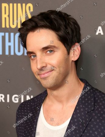 "Stock Picture of Paul W. Downs attends the LA Premiere of ""Brittany Runs a Marathon"" at th Regal LA Live & 4DX, in Los Angeles"