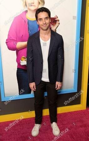 "Stock Image of Paul W. Downs attends the LA Premiere of ""Brittany Runs a Marathon"" at th Regal LA Live & 4DX, in Los Angeles"