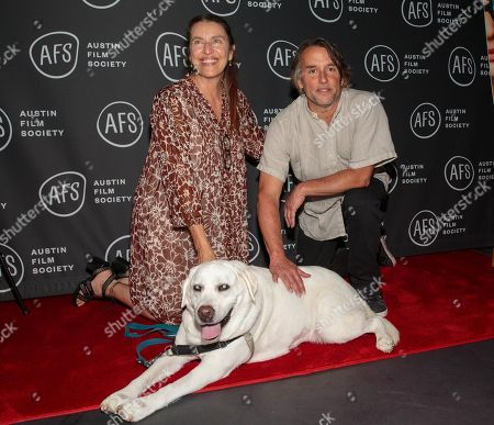 Editorial image of 'Where'd You Go Bernadette' film premiere, Arrivals, AFS Cinema, Austin, USA - 15 Aug 2019