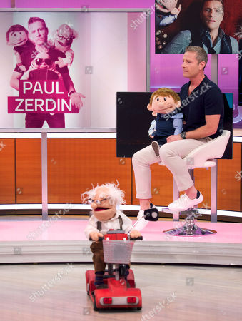 Albert, Sam, Paul Zerdin