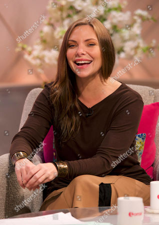 Editorial photo of 'Lorraine' TV show, London, UK - 16 Aug 2019