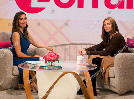 Editorial picture of 'Lorraine' TV show, London, UK - 16 Aug 2019