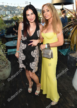 Faye Resnick attends the Dr. Paul Nassif new skincare system launch, as|if by Nassif, held at EP+LP in West Hollywood, CA #PrettyFilter #FreshStart #GetWoke #AreWeClear? #YouFeelMe?