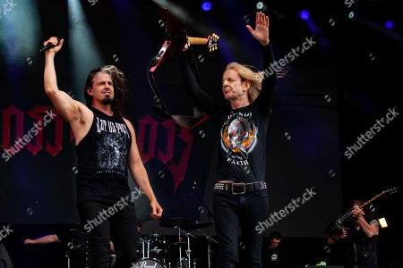 Editorial picture of Bloodstock Festival, Derbyshire, UK - 11 Aug 2019