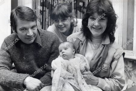 John Philby 37 Pictured With His Girlfriend Josephine Hardy And Their 7 Week Old Daughter Charlotte Philby And Foster Child Elvina 12. John Is The Son Of Spy Kim Philby