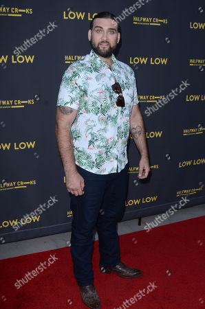 Editorial picture of 'Low Low' film premiere, Los Angeles, USA - 15 Aug 2019