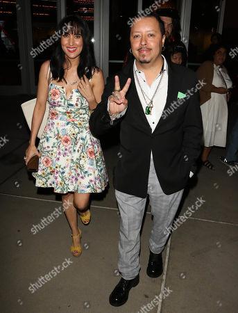 Carlos Ramirez and Burgandi Phoenix