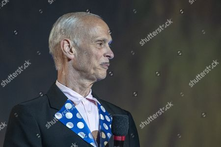 John Waters receives the Pardo d'onore at the Piazza Grande at the 72th Locarno International Film Festival in Locarno, Switzerland, 16 August 2019. The Festival del film Locarno runs from 07 to 17 August 2019.