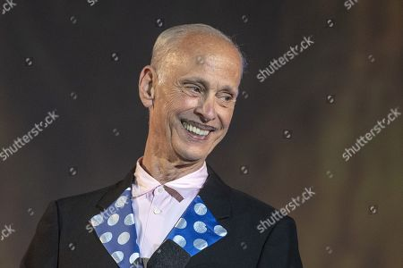 Stock Photo of John Waters receives the Pardo d'onore at the Piazza Grande at the 72th Locarno International Film Festival in Locarno, Switzerland, 16 August 2019. The Festival del film Locarno runs from 07 to 17 August 2019.
