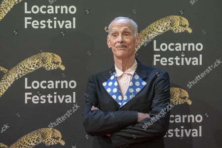 John Waters at the red carpet at the Piazza Grande at the 72th Locarno International Film Festival in Locarno, Switzerland, 16 August 2019. The Festival del film Locarno runs from 07 to 17 August 2019.