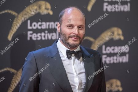 Fabrice du Welz from the Film 'Adoration' at the red carpet at the Piazza Grande at the 72th Locarno International Film Festival in Locarno, Switzerland, 16 August 2019. The Festival del film Locarno runs from 07 to 17 August 2019.