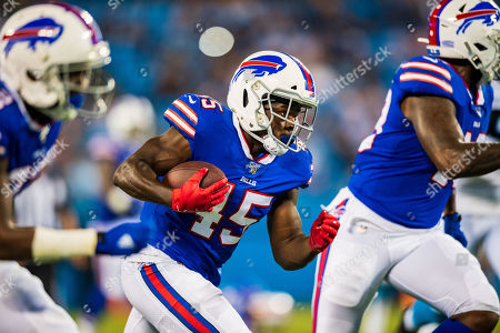 Editorial photo of NFL Bills vs Panthers, Charlotte, USA - 16 Aug 2019