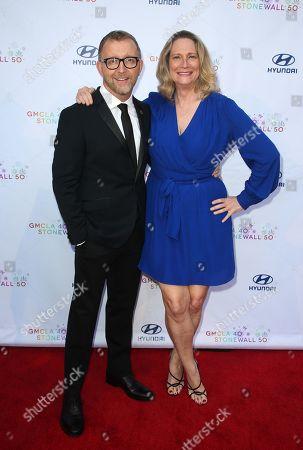 Steve Holzer and Betsy Butler