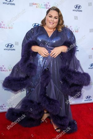 Stock Picture of Chrissy Metz